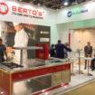 Berto's exhibition stand