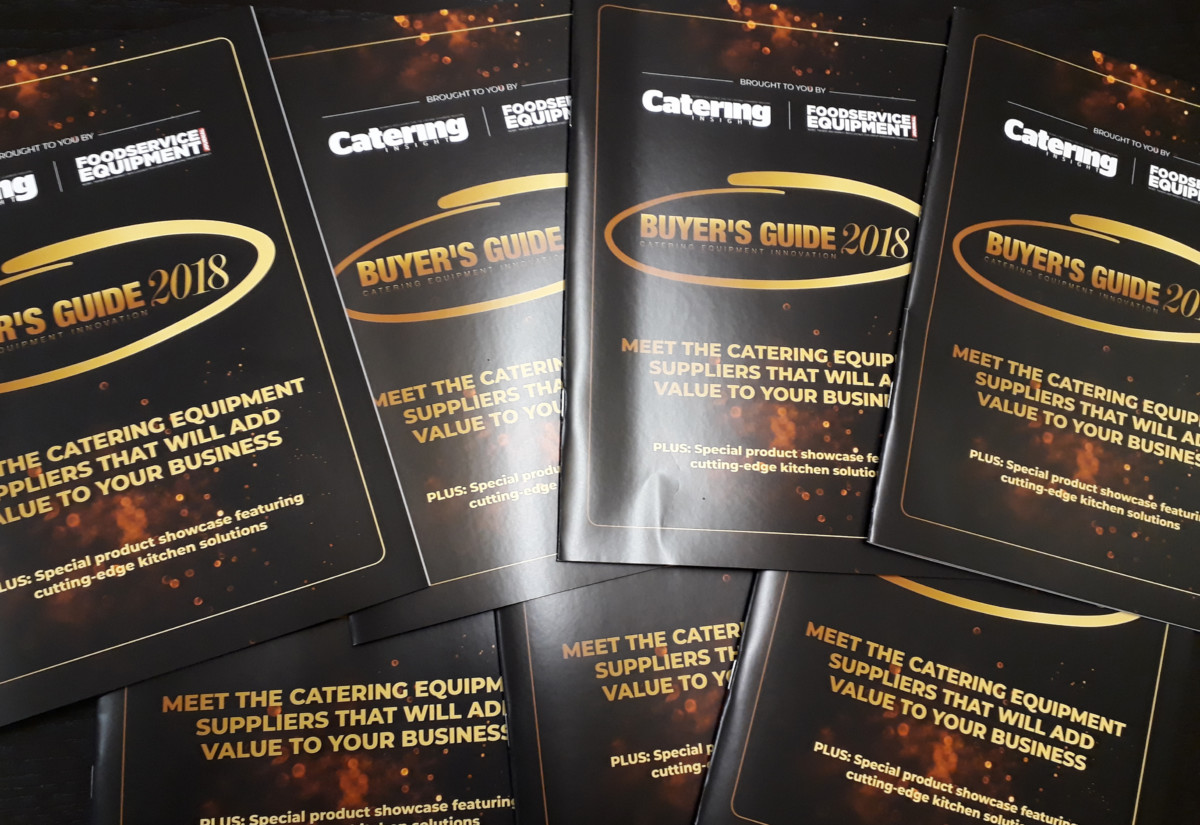 FEJ & Catering Insight Buyer's Guide 2018