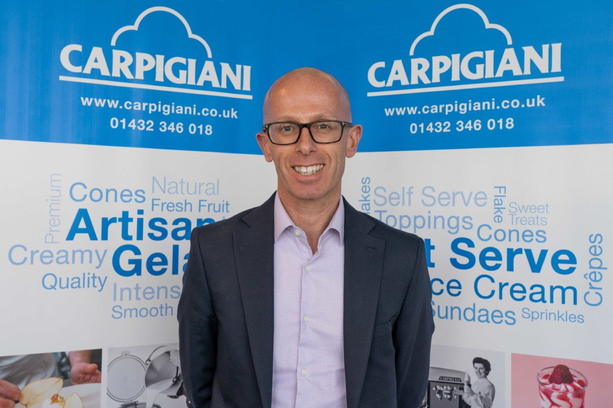 Paul Richards, business development manager, north of England and Wales