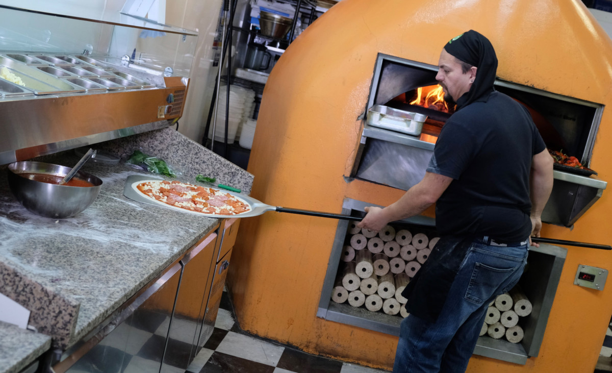 Special Report Putting The Profit Into Your Pizza Kitchen