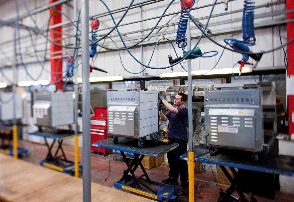 Lincat factory oven ranges cell
