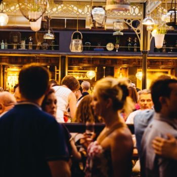Marston's pub interior