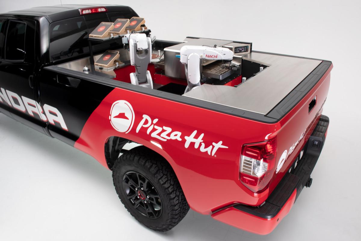 Pizza Hut Toyota Tundra PIE Pro 1
