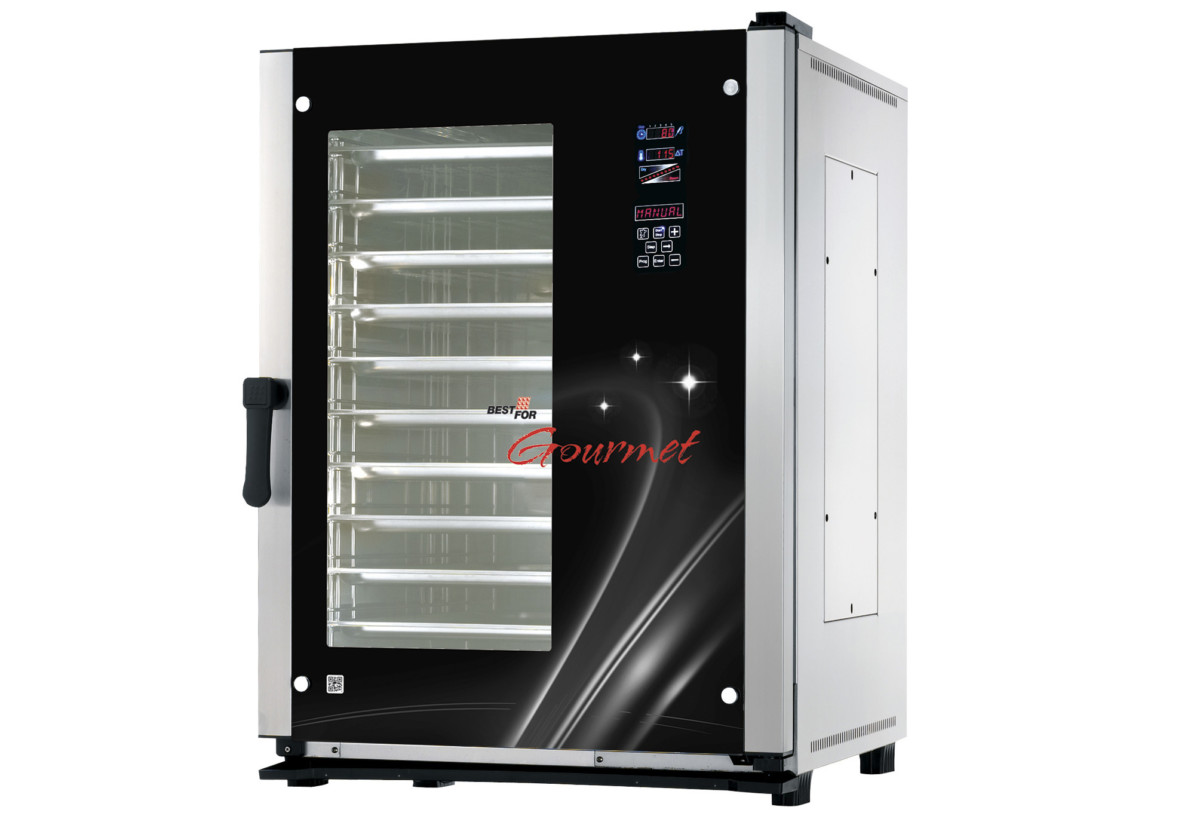 Rexmartins Gourmet Star 2X 10 grid combi oven