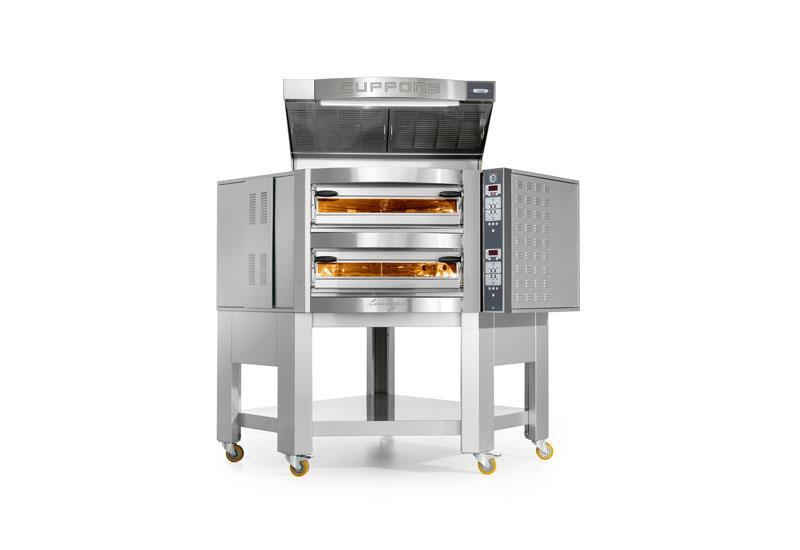 Cuppone Caravaggio pizza oven