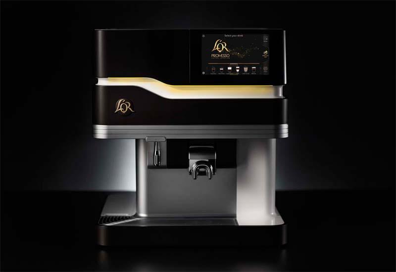 JDE Professional L'Or Promesso espresso machine