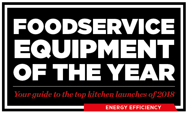 Foodservice Equipment of the Year 2018 Energy Efficiency