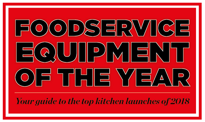 Foodservice Equipment of the Year 2018