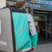 Greggs Deliveroo