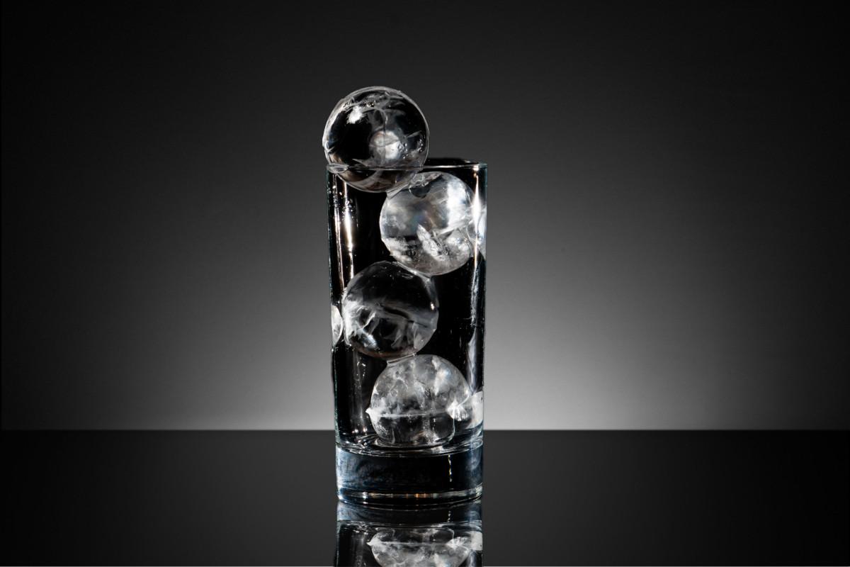 Hoshizaki ball ice