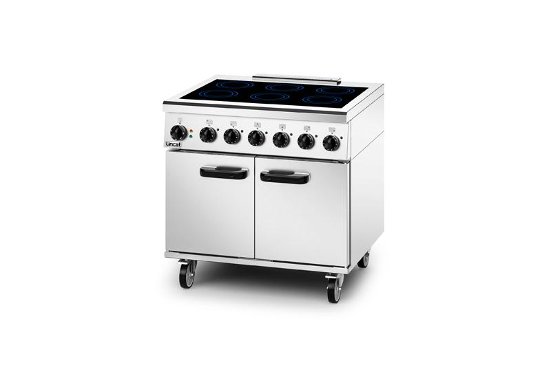 Lincat Phoenix induction oven range