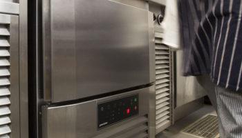 Precision Refrigeration undercounter blast chiller freezer