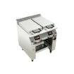 Rosinox Dual Chef 800 double kettle cooker