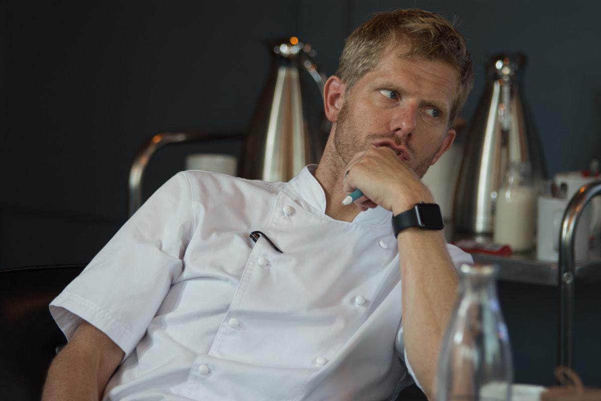 Hayden Groves, executive chef 1