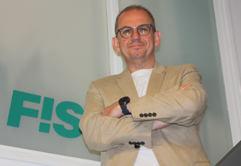 Mike Faers, managing director