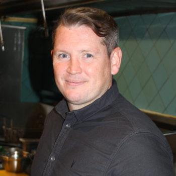 Glenn Evans, head of food