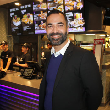 Jorge Torres, general manager, Europe