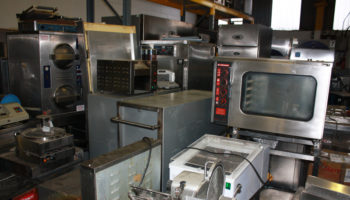 Second-hand catering equipment