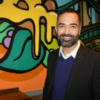Jorge Torres, general manager, Taco Bell Europe