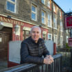 Brian Davidson, regional operations director outside The Annfield, Edinburgh