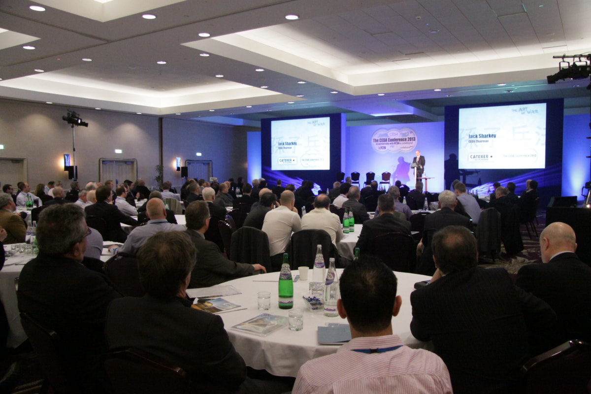 Ceda Conference floor