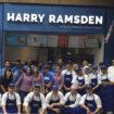 Harry Ramsden Genting Malaysia