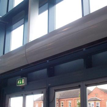 Glen Dimplex Architectural Air Curtain range