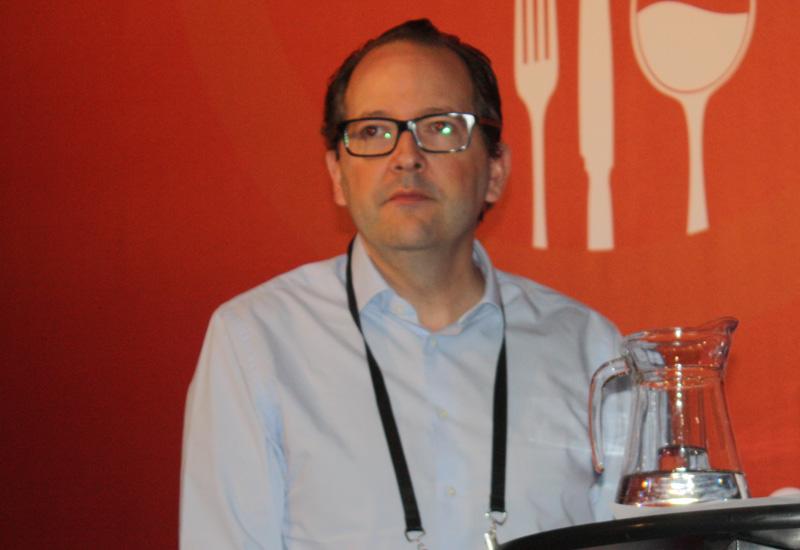 Alex Reilley, chairman