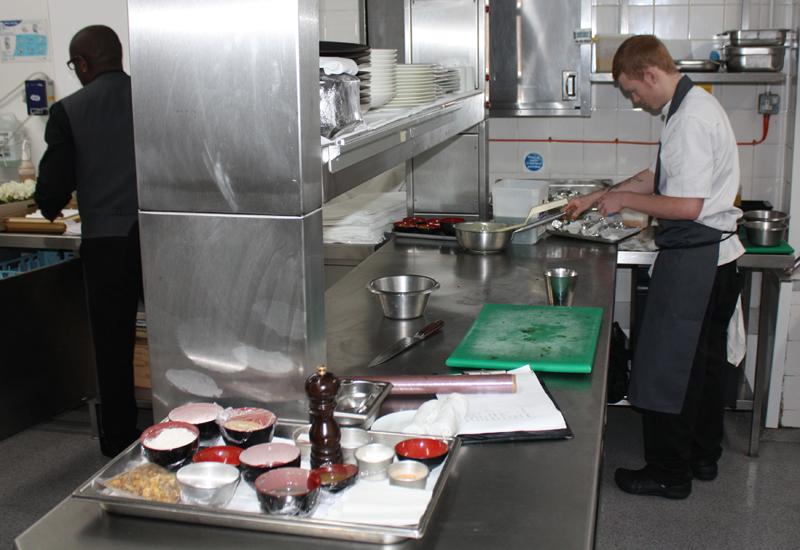 London kitchen