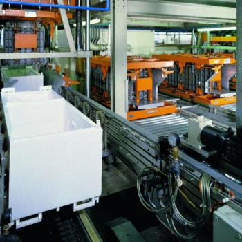 Liebherr refrigeration factory