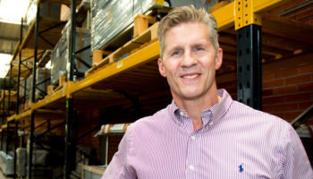 Mark Banton, managing director