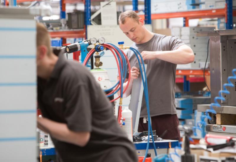 Precision Refrigeration Thetford factory