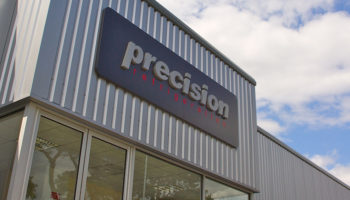 Precision Refrigeration factory