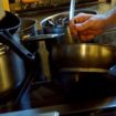 Induction cooking at The Oystermen