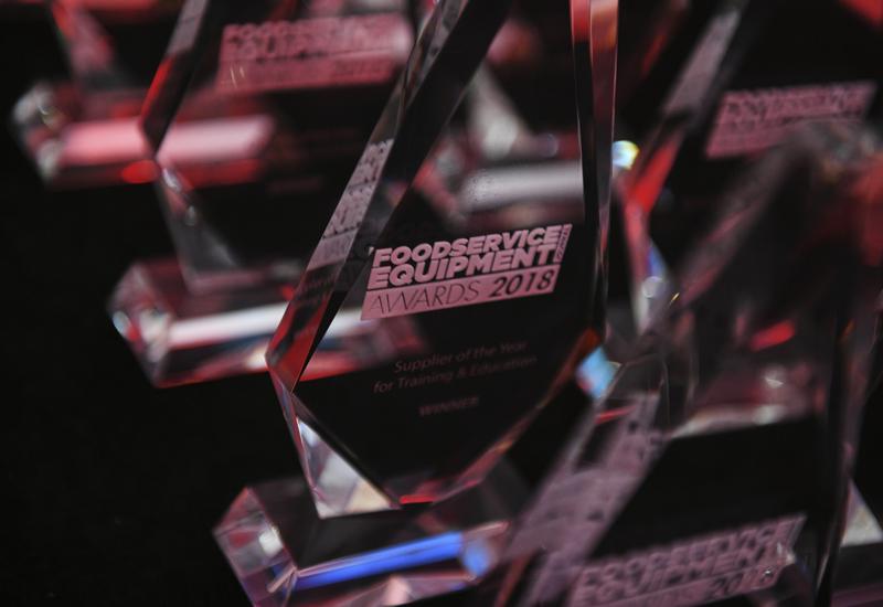 FEJ Awards trophies