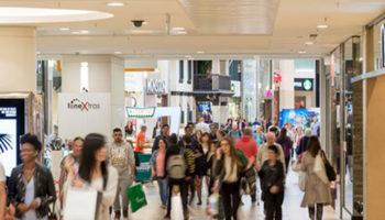 Intu shopping centre