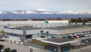 Electrolux Innovation Centre, Pordenone, Italy