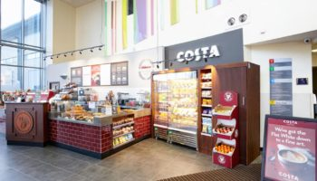 Costa Coffeee, The Royal Blackburn Teaching Hospital 1