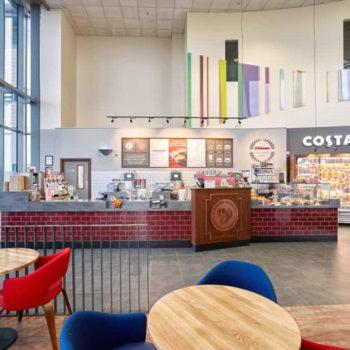 Costa Coffeee, The Royal Blackburn Teaching Hospital 2
