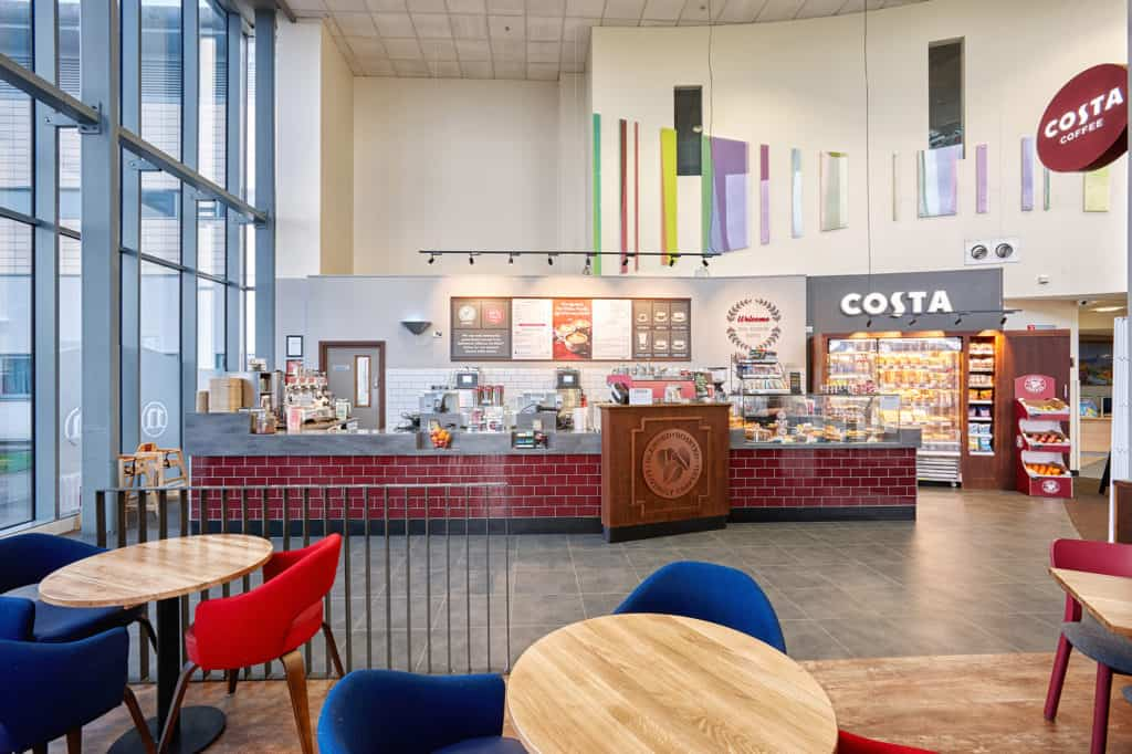 Costa Coffeee, The Royal Blackburn Teaching Hospital 2