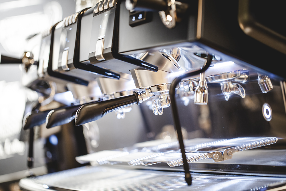 Crem Diamont Pro coffee machine