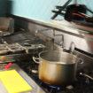 Las Iguanas kitchen