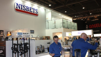Nisbets stand