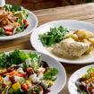 JAT menu release dishes