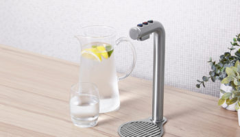 FRIIA hot water boiler and cold water chiller system