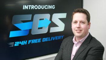 Nick Bamber, European head of marketing