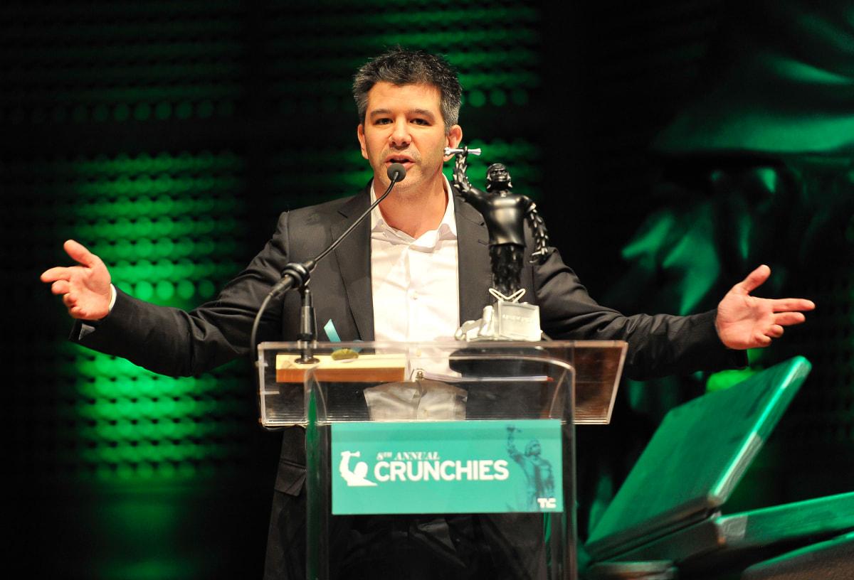 Travis Kalanick, CEO, City Storage Systems