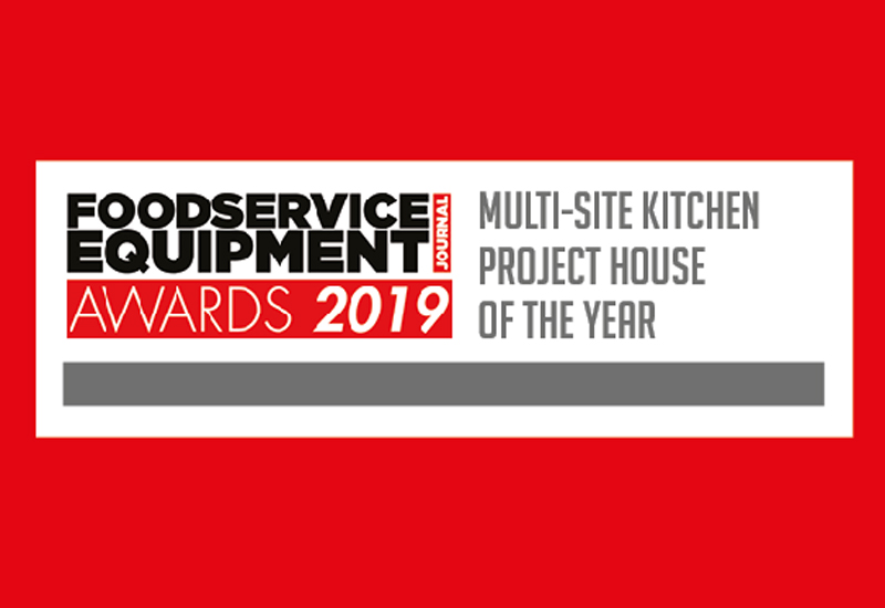 Multi-Site Kitchen Project House of the Year 2019