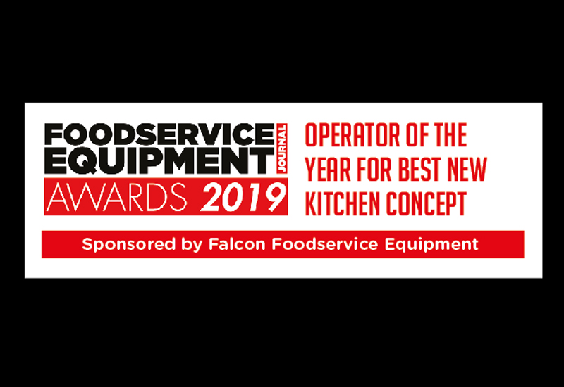 Operator of the Year for Best New Kitchen Concept 2019