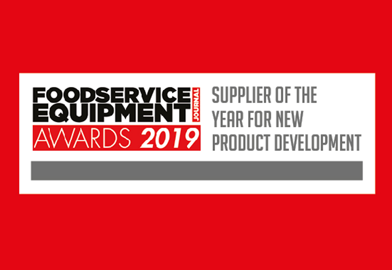 Supplier of the Year for New Product Development 2019